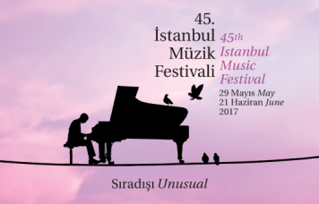 """Unusual"": the 45th Istanbul Music Festival"