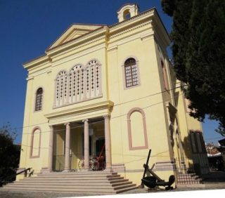 Taxiarches Church / Ayvalık Rahmi M. Koç Museum